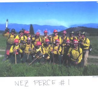 424 Fire Crew